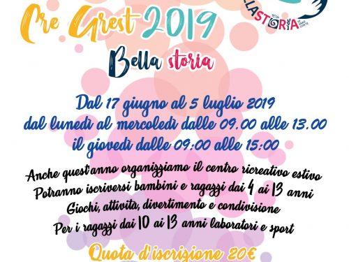 Cre Grest 2019