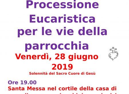 Processione Eucaristica 2019